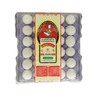 Al Jazira Golden White Eggs x30