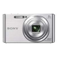 Sony Digital Camera DSC-W830 Silver