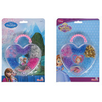 Simba Disney Bead Set In Carry Case Assorted