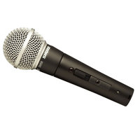 Shure Microphone Dynamic SM58-Switch