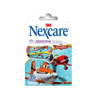 Nexcare Bandages Planes 20 Pieces