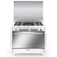 Glemgas 100X60 Cm Gas Cooker 1126GMIL5FSS