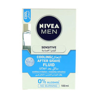 Nivea Men Sensitive Cooling After Shave Fluid 100 ml