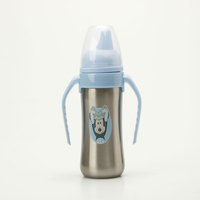Disney Smash-Stainless Steel Sipper Cup Mickey