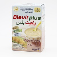 Blevit Plus Baby Cereal Rice & Corn 300 g