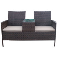 Texas 3In1 Wicker Balcony 2Persons (Delivered In 7 Business Days)
