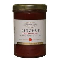 Les Torques Blanches Du Monde Organic Tomato Ketchup 230g
