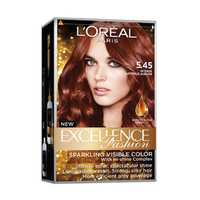 L'OREAL Paris Hair Color Excellence Intense Lustrous Brown No.5.45