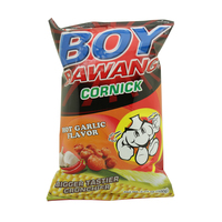 Boy Bawang Cornick Hot Garlic Flavor 100g