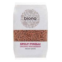 Biona Organic Spelt Wholegrain Fusilli 500g