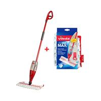 Vileda Promist Spray Mop + Refill Free