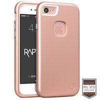 Cellairis Case iPhone 7 Challenger Rapture Elite Gold