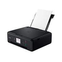Canon PIXMA TS5040 A4 3-in-1 Wi-Fi Multifunction Inkjet Printer-Black