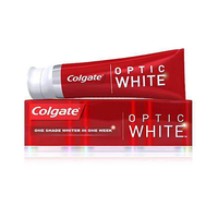 Colgate Toothpaste Optic White 75ML 20% Off