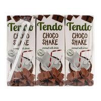 Tendo Choco Shake Coconut Milk Drink 180mlx6