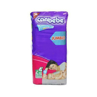 Canbebe Diapers Size 4 + Selpak 70
