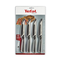 Tefal Comfort Steak Knife + Cover 12CM X4