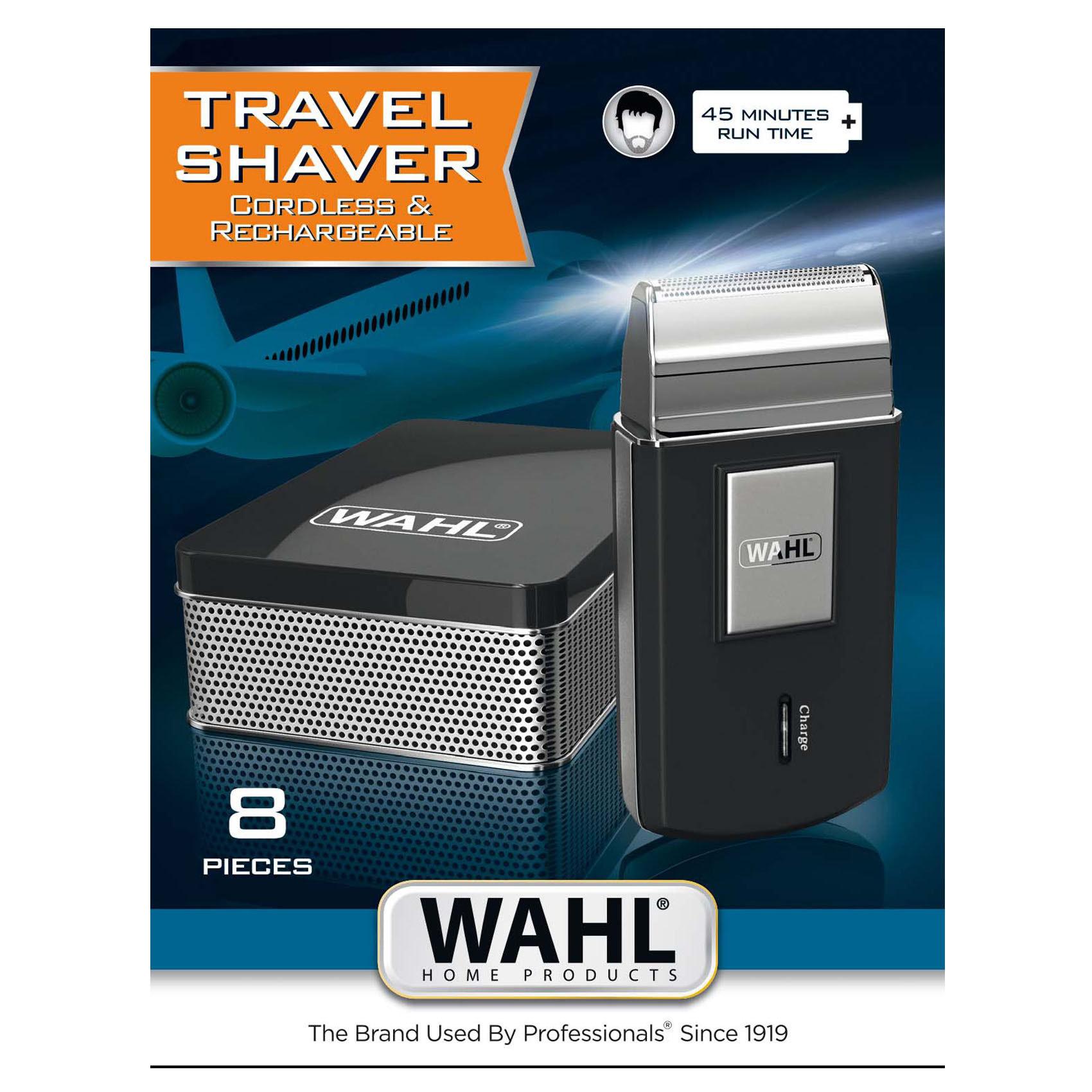WAHL SHAVER TRAVEL 3615-0371