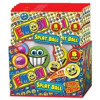 JaRu Emoji Splat Ball ( Assorted)