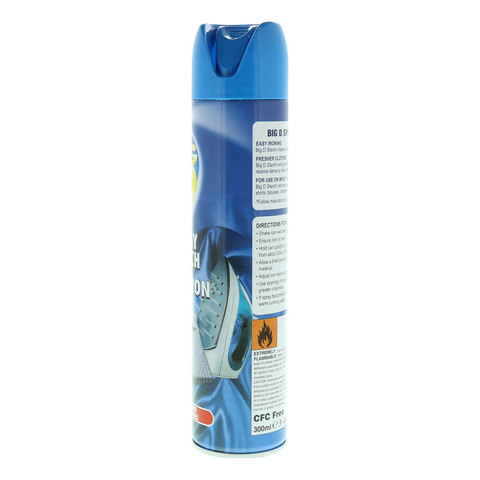 Big-D-Spray-Starch-&-Easy-Iron-300ml