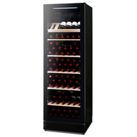 Vestfrost 197 bottel Beverage Cooler WFG185 Black