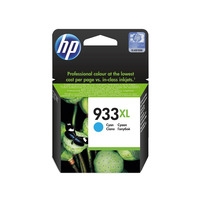 HP 933XL Cyan Ink Advantage Cartridge