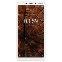 Nokia 3.1 Plus Dual Sim 4G 32GB White