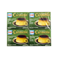 Green's The Original Carmelle Vanilla Flavour Dessert Mix With Caramel Topping 70g x 12