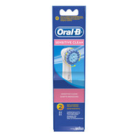 Braun Oral-B Sensitive Clean 17-2 Brush Heads