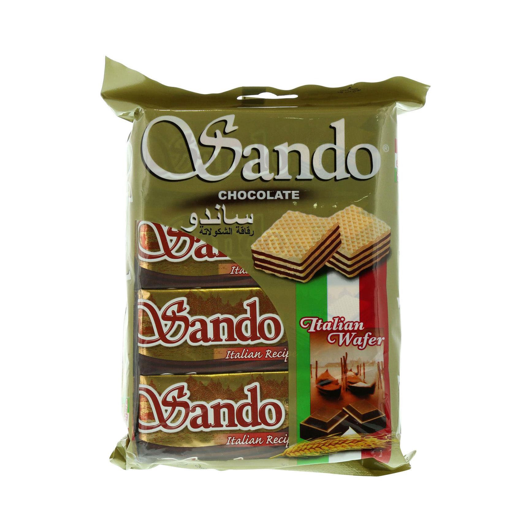 SANDO WAFERS 8X32G