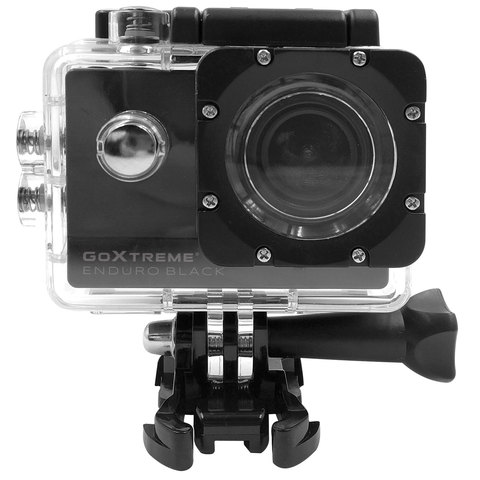 buy goxtreme action camera enduro black online shop null. Black Bedroom Furniture Sets. Home Design Ideas
