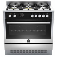La Germania 90X60 Cm Gas Cooker TUS-95C61LAX 5Burners