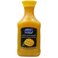 Almarai Co. Alphonso Mango With Pulp Juice 1.5L