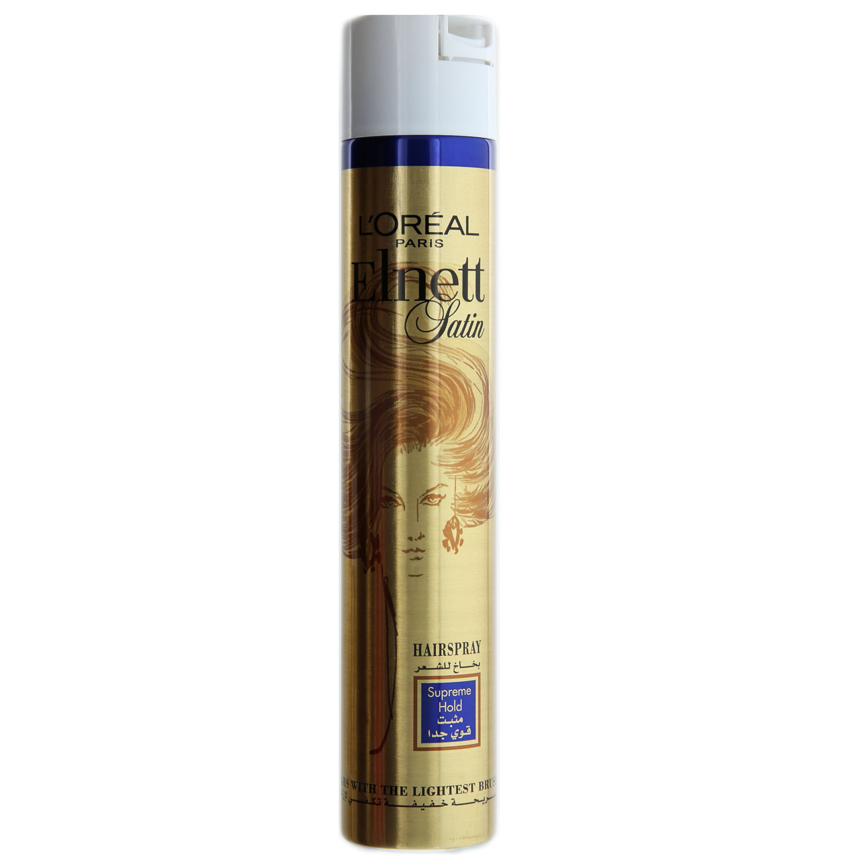 ELNETT HAIR SPRY SUPREME HOLD 400ML