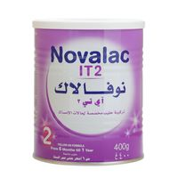 Novalac It2 - Follow on Formula Milk 400g