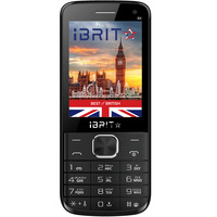 iBrit BX Dual Sim Black