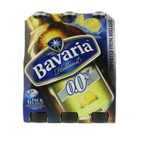 Bavaria Holland Lemon Non Alcoholic Malt Drink 330mlx6