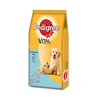 Pedigree Puppy Chicken 1.5KG  -17% Off