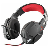 Trust Gaming Headset GXT 322 Carus Black