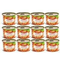 California Garden Baked Beans in Tomato Sauce 220gx12