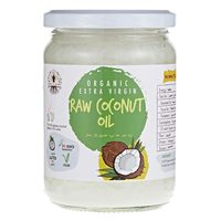 Roots & Leaves Organic Raw Coconut Oil 500ml