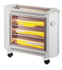 Matex Heater Electrical SYH-1207J 2400 Watt White