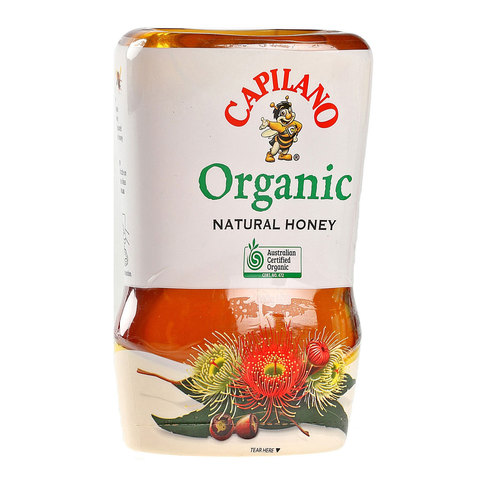 Capilano-Organic-Natural-Honey-340g