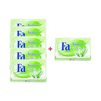 Fa Aloe Vera 125GR 5+1 Free
