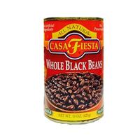 Casa Fiesta Whole Black Beans 425GR