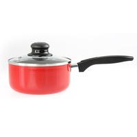 First1 Saucepan W/Lid 16Cm N/Stick