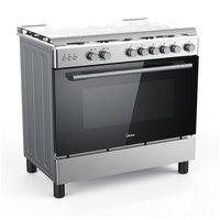 Midea 90X60 Cm Gas Cooker CME9060 SS
