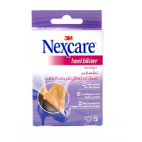 Nexcare Heel Blister 5 Bandages