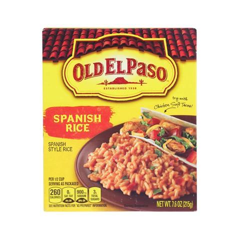 Old-El-Paso-Spanish-Rice-215g