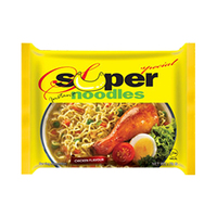 ABC Super Noodle Bag 70GR X5